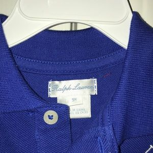 Ralph Lauren One Pieces - NWT Ralph Lauren Baby Onesie